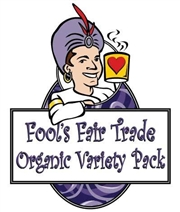 Fool's Organic Fair Trade Variety Pack