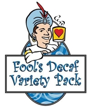 Fool's Decaf Variety Pack