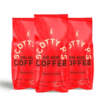 Scotty P's Breakfast Blend 3 Pack