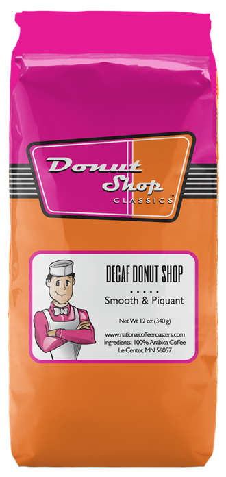 Decaf Donut Shop 12oz