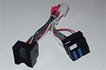 Vehicle Specific Modified Speaker Harness