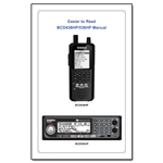 Easier to Read Uniden BCD436HP/536HP Scanner Manual
