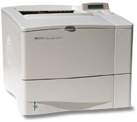 HP LaserJet 4100N Printer C8050A