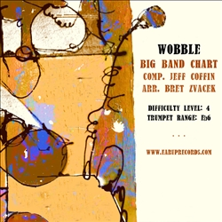 Wobble - PDF Download,<em> by Jeff Coffin arr. Bret Zvacek</em>