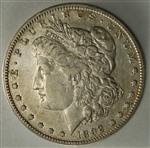 1892 S Morgan Silver Dollar
