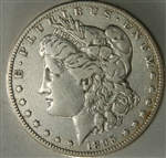 1895 S Morgan Silver Dollar