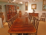 American Crafted Conference Table, 14 ft. Long Retail $14,000