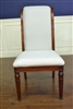 """Regency"" Mahogany Fine Dining Side Chair"