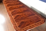 American Crafted Large 11 ft Long Mahogany Conference Table Retail $9,000