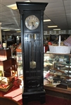 Antique Radium Gong Clock Over 6 Feet High