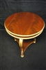 Floor Sample Hickory Chair Round Regency Lamp Table
