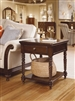 Floor Sample Kincaid Moonlight Bay Drawer End Table 65-022, 2 Available