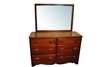 6 Drawer Chest with Mirror