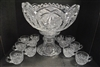 14 Piece Punch Bowl Set with Cups