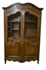 Solid Wood French Style Armoire