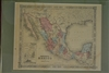 Antique Johnson & Ward Map of Mexico