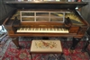 Antique Chickering Rosewood Square Grand Piano. Circa 1863