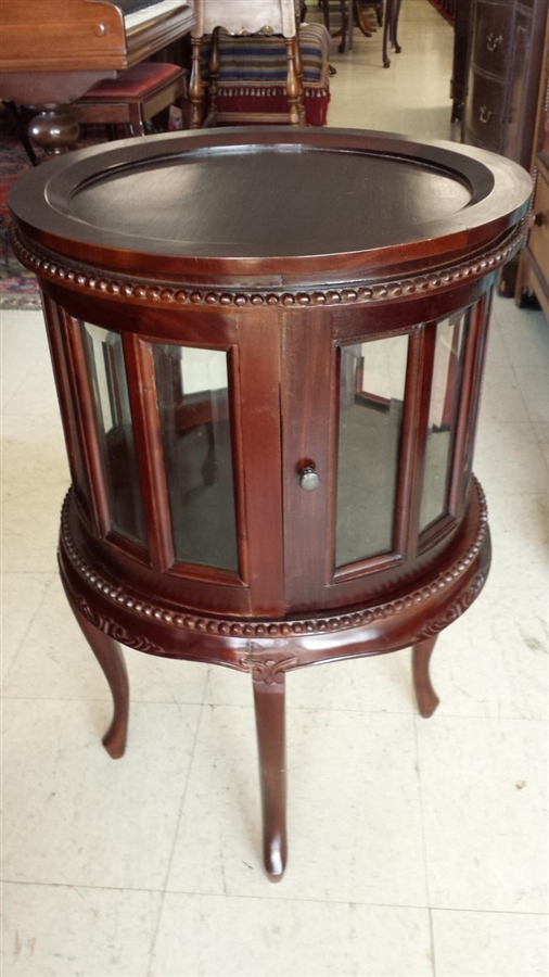 Image Gallery Liquor Table