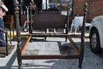 Antique Berkey & Gay Full Size Mahogany Poaster Bed CA1890
