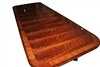Floor Sample Drexel Robinson 11 ft Long Mahogany Dining Table, Retails $8,000