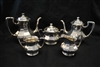 6 Piece Reed and Barton Silver Plate Coffee Tea Service Set
