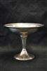 Alvin Sterling Silver Weighted Bottom Compote