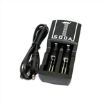 Efest Soda 3.7V Dual Channel Multi-Function Charger