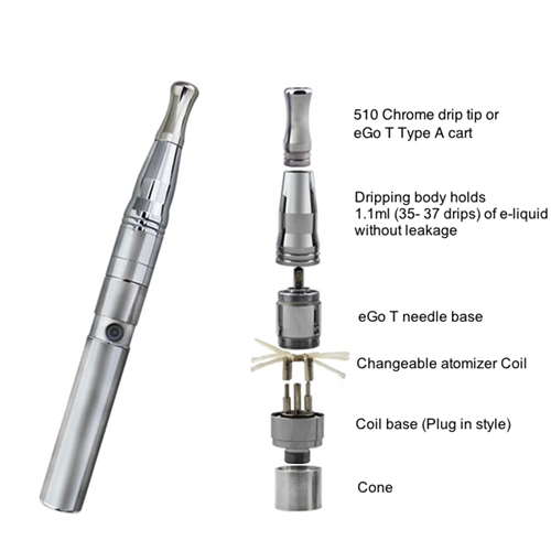 10 motives rechargeable electronic cigarette review