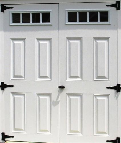 Fiberglass Shed Doors : Quot lite fiberglass door