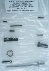 Field Repair Kit for SR-15 bolt