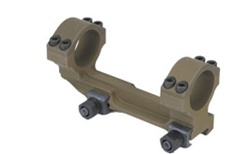 Scope Mount 1-piece 30mm taupe