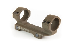 Scope Mount 1-piece M110 type, 34mm taupe