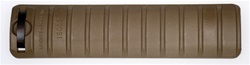 Rail Cover 11 Rib Panel, Taupe