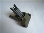 KAC Rail Flip-Up Front Sight Taupe