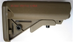 SOPMOD Buttstock, Flat Dark Earth