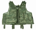 TG101A ACU Camouflage Utility Tactical Vest  - 3L-INTL