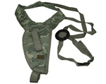 Airsoft TG201A-4 ACU Digital Vertical Shoulder Holster Right Handed (4 pcs) - 3L-INTL