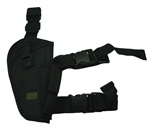 TG204BR-4 Black Elite Tactical Leg Holster Right Handed (4 pcs) - 3L-INTL
