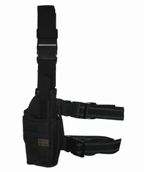 TG214BR Black Tornado Tactical Leg Holster Right Handed - 3L-INTL