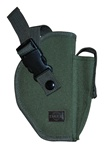 TG218GR-6 OD Green Deluxe Commando Belt Holster Right Handed (6 pcs) - 3L-INTL