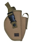 TG218TR-6 Tan Deluxe Commando Belt Holster Right Handed (6 pcs) - 3L-INTL
