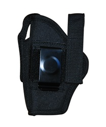 TG260B06-6 Black Ambidextrous Belt Holster with pouch Size 06 (6 pcs) - 3L-INTL