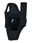 TG260B12-6 Black Ambidextrous Belt Holster with pouch Size 12 (6 pcs) - 3L-INTL