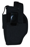 TG260B22-6 Black Ambidextrous Belt Holster with pouch Size 22 (6 pcs) - 3L-INTL