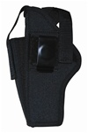 TG260B32-6 Black Ambidextrous Belt Holster with pouch Size 32 (6 pcs) - 3L-INTL