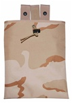 TG271D Desert Camouflage 3-fold Mag Recovery / Dump Pouch - 3L-INTL
