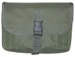 TG300G OD Green MOLLE Gas Mask/Drum Magazine Pouch - 3L-INTL