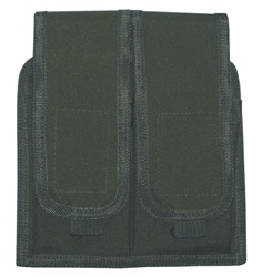 TG302G OD Green MOLLE Dual Rifle Mag Pouch - 3L-INTL
