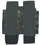 TG303W Woodland Digital Camouflage MOLLE Dual M16 Mag Pouch - 3L-INTL