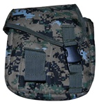 TG308W Woodland Digital Camouflage MOLLE 2QT Canteen Cover - 3L-INTL
